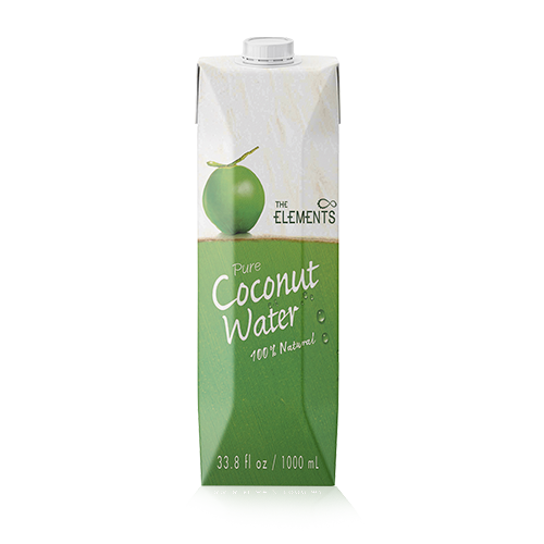 Agua de Coco Natural (1 l) The Elements
