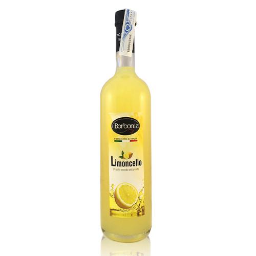 Limoncello (700 ml) Borbonia di Napoli Antica Ricetta