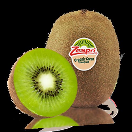 Kiwi Verde BIO Zespri Nueva Zelanda