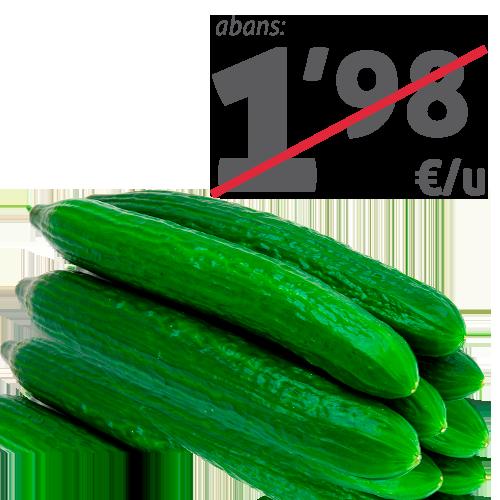 Cogombre Bio