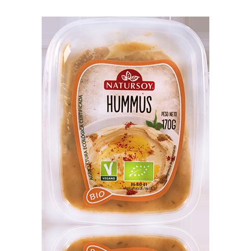 Hummus Bio (170g) Natursoy