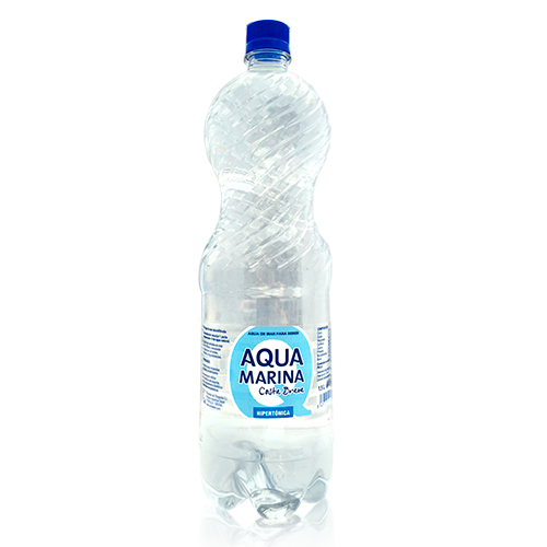 Agua Marina Hipertónica Natural (1,5 l) Costa Brava