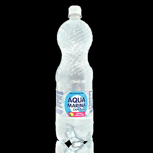 Agua Marina Isotònica de Limón y Stevia (1,5 l) Costa Brava