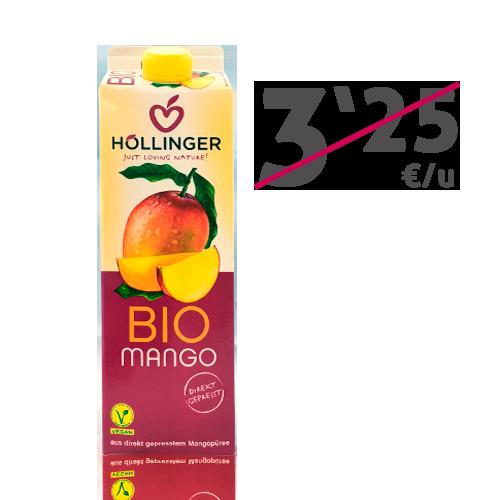 Nèctar de Mango Bio (1l) Hollinger