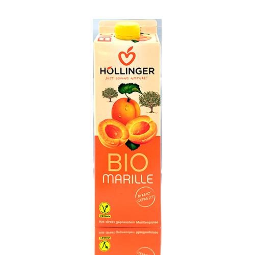 Nèctar d´Albercoc Bio (1l) Hollinger