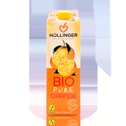 Suc de Taronja Bio (1 l) Hollinger