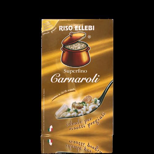 Arròs Carnaroli per Risotto (1 kg) Ellebi