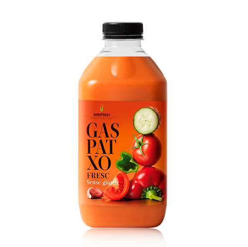 Gazpacho Fresco (1 l) Agrofresc