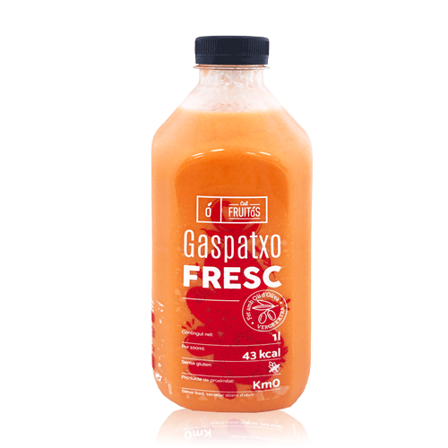 Gazpacho Fresco (1 l) Cal Fruitós