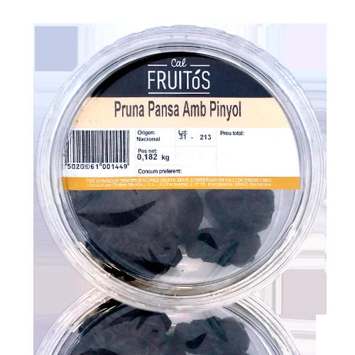 Pruna Pansa amb Pinyol (180 g)