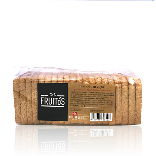 Biscot Integral (150 g) Cal Fruitós