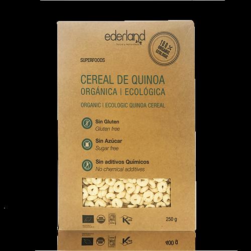 Cereales de Quinoa Ecológica (250 g) Ederland