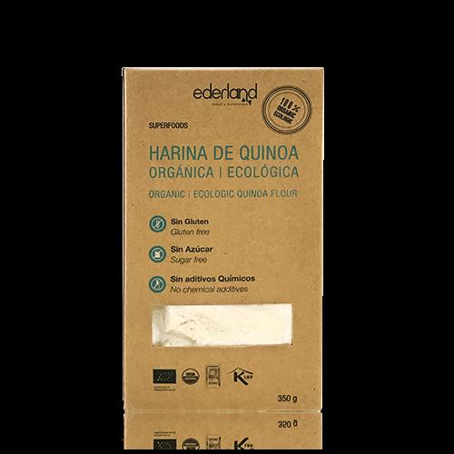Farina de Quinoa (350 g) Ederland