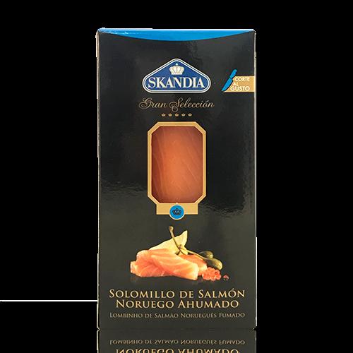 Filete de Salmón Ahumado Noruego (150 g) Skandia