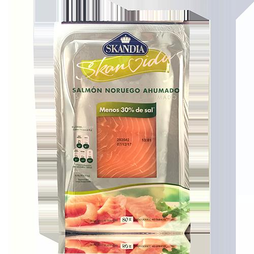 Salmó -30% Sal Fumat (80 g) Skandia
