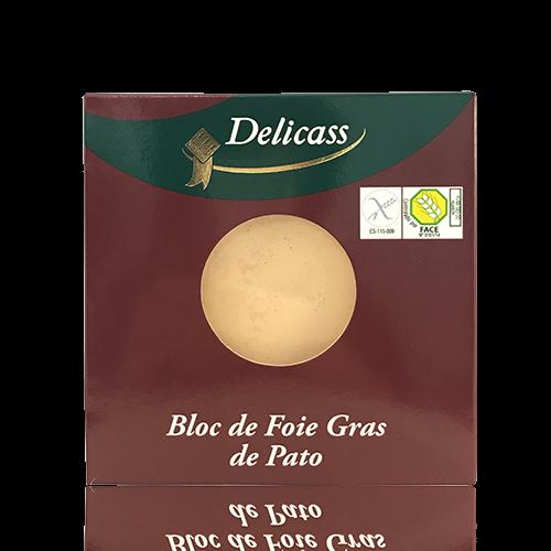 Bloc Foie Gras de Pato (40 g) Delicass