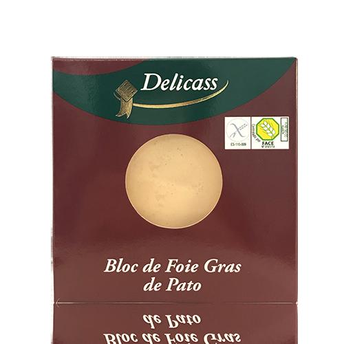 Bloc Foie Gras d'Ànec (40 g) Delicass