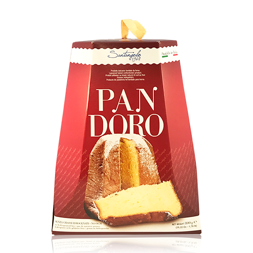 Pandoro Clàssic 800gr Santangelo
