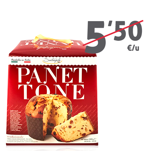 Panettone Clàssic (900 g) Santangelo