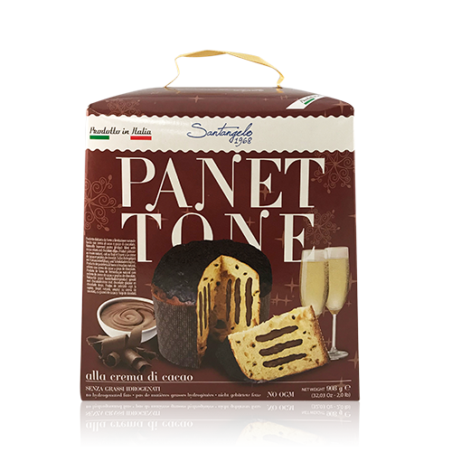 Panettone Farcito Cioccolato (900g) Santangelo