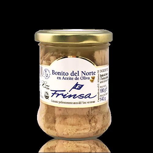 Bonito del Norte Aceite de Oliva (190 g) Frinsa