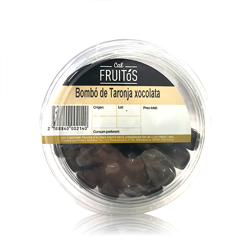 Bombó de Taronja Xocolata (200 g)