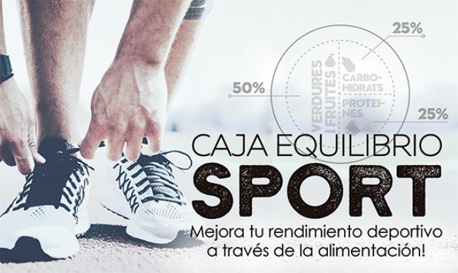 1. Caja Sport