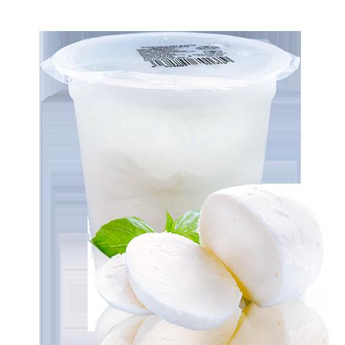 Mozzarella Bufala (250 g) Borbonia.