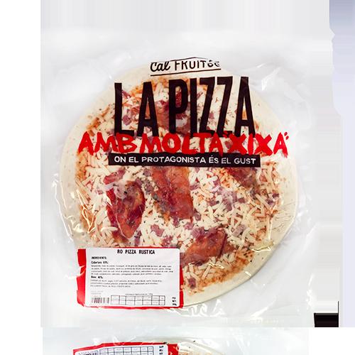 Pizza Rústica 30cm (380 g) Cal Fruitós