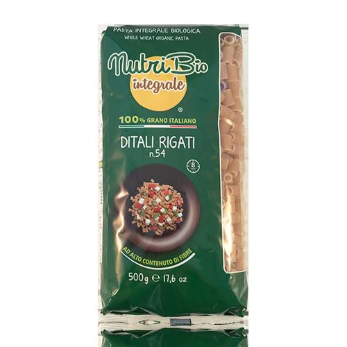 Ditali Integral (500 g) Nutribio