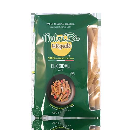 Elicoidali Integral (500 g) Nutribio