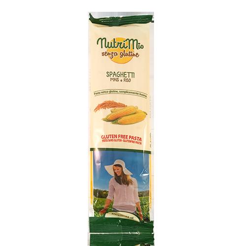 Spaghetti sin gluten (400 g) Nutrimio