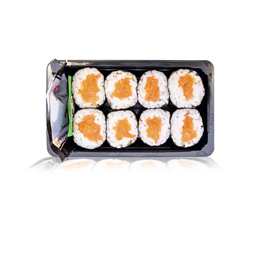 Sushi Maki de Salmó 8u