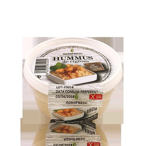 Hummus (200 g) Agrofresc