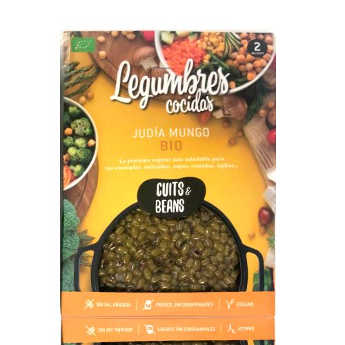 Mongeta Mungo Ecològica Cuita (200 g) Cuits&Beans