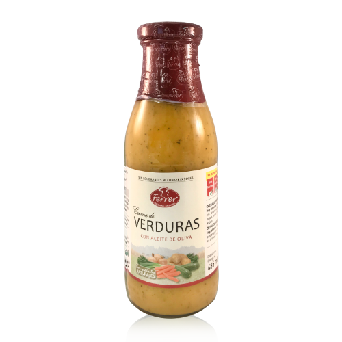 Crema Verduras (485 ml) Ferrer