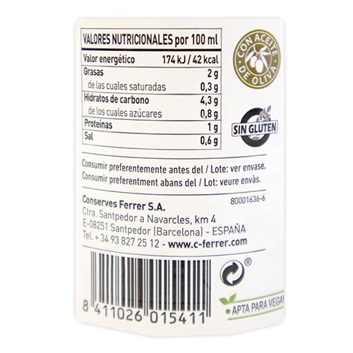 Crema Verdures (485 ml) Ferrer