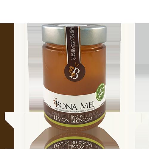 Mel de Llimona Ecològica (450 g) Bona Mel