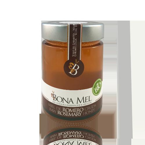 Mel  de Romaní Ecològica (450 g) Bona Mel