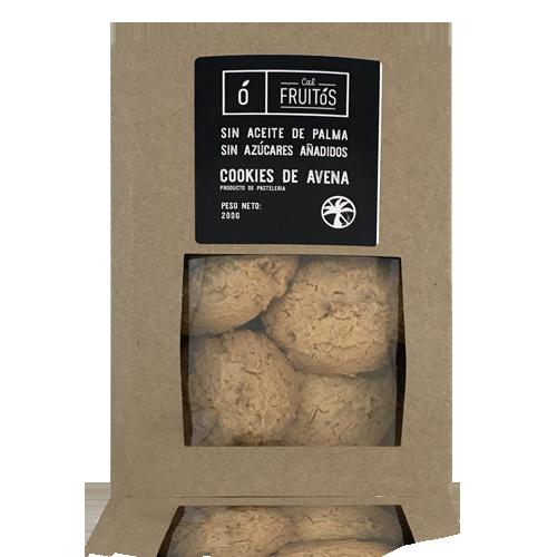 Cookies de Civada  (200 g) Cal Fruitós
