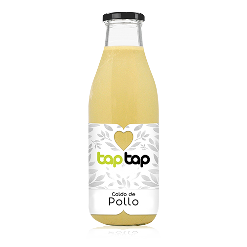 Caldo de Pollastre (1 l) Tap Tap
