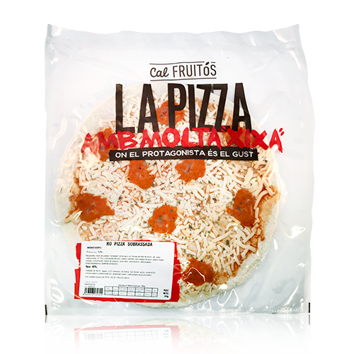Pizza Sobrasada 30cm Cal Fruitós (330g)