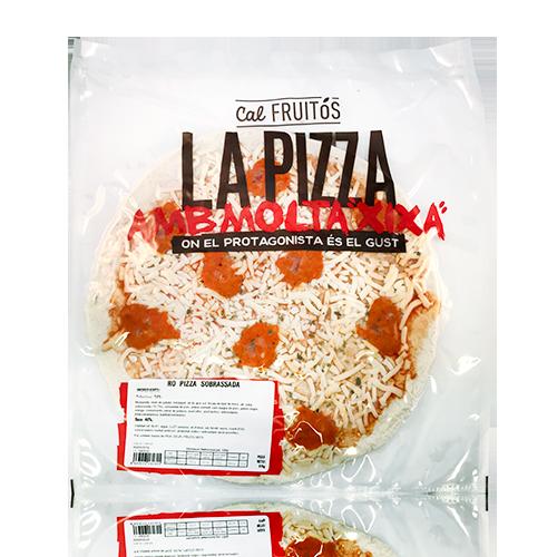 Pizza Sobrassada 30cm (330 g) Cal Fruitós