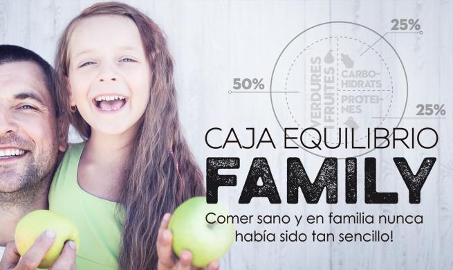 1. Caja Equilibrio Family