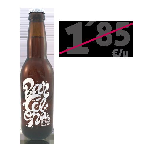 Barcelona Beer Company (33cl)