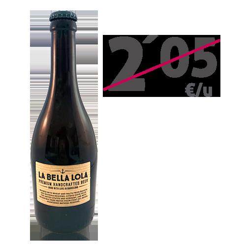 La Bella Lola (33cl) Bcn Beer Company.