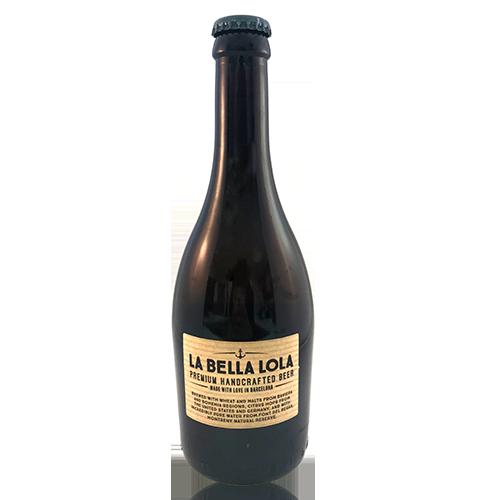 Cerveza La Bella Lola (33 cl) Bcn Beer Company.