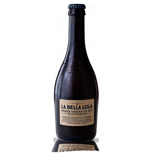 Cervesa La Bella Lola (33 cl) Bcn Beer Company.