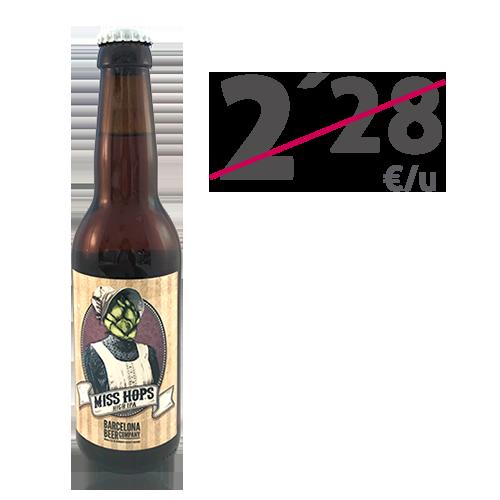 Miss Hops (33cl) Bcn Beer Company