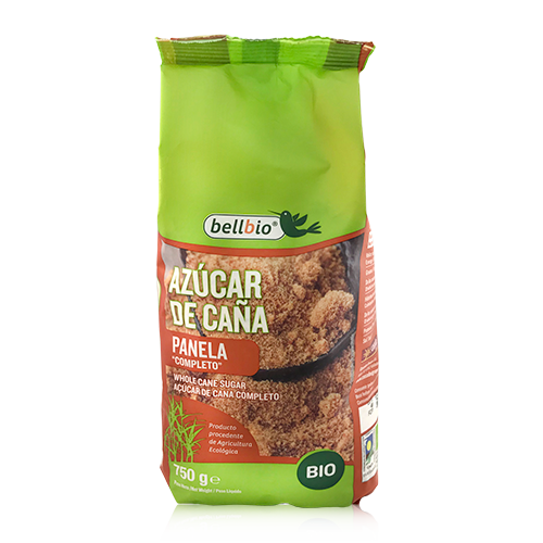 Sucre de canya panela Integral (750 g) Bellbio